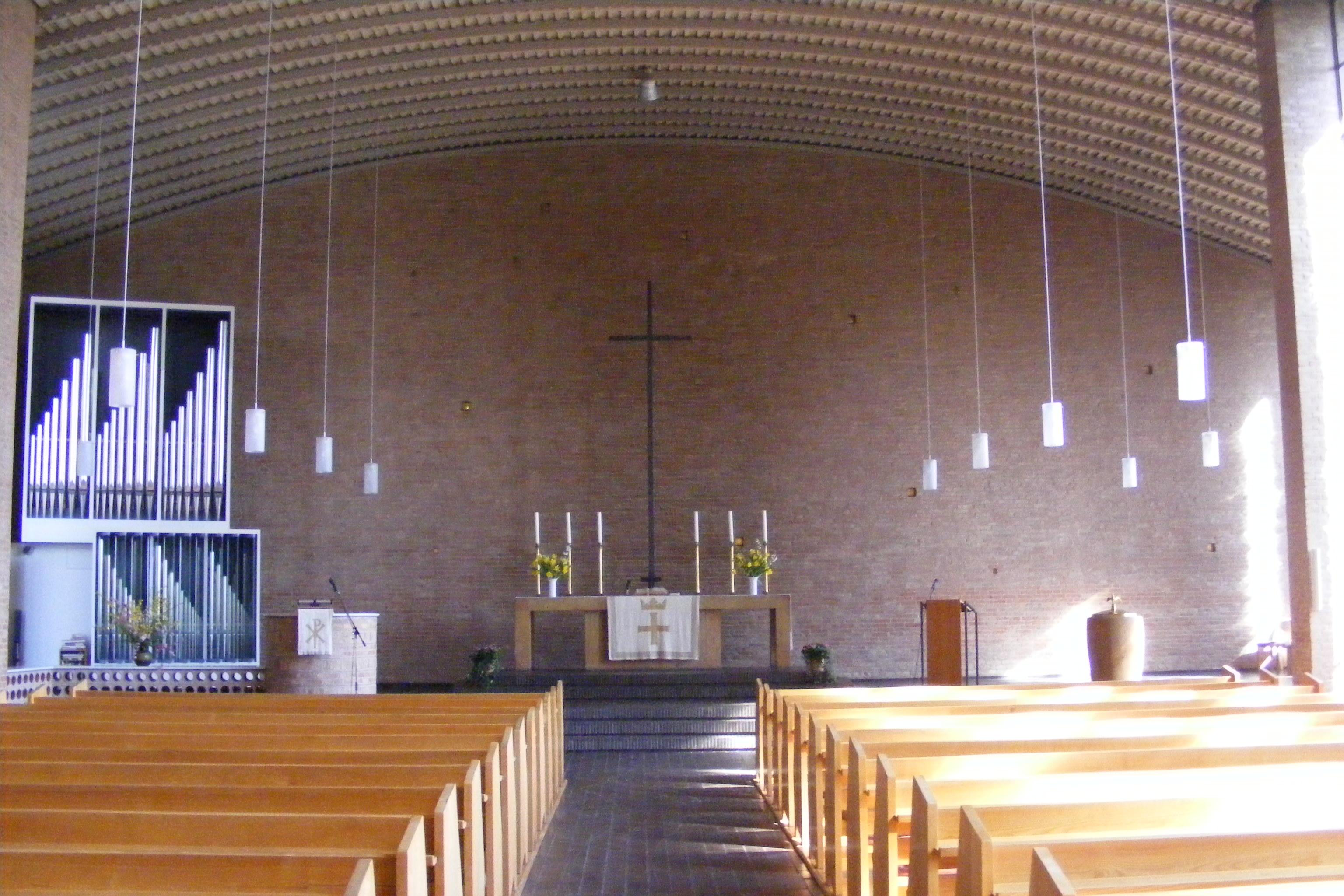 Eintritt Kirche